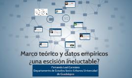 Copy of Marco teorico y datos empíricos