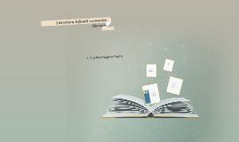 Literatura Infantil y creación lietraria
