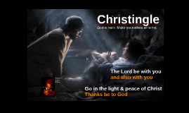 Copy of Christingle