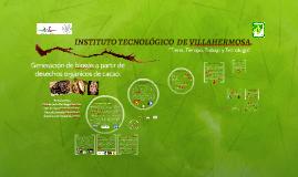 INSTITUTO TECNOLÓGICO  DE VILLAHERMOSA.