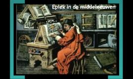 Epiek in de middeleeuwen