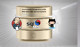 Continuous Integration with Red Gate SQL Source Control