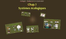 Ecologie2 Chap.1
