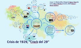 Copy of Crisis de 1929, ''Crack del 29''