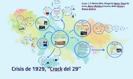 Copy of Crisis de 1929, ''Crack del 29''