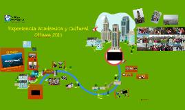 Experiencia Académica y Cultural Ottawa 2015 Gen