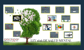 LEY 1616 DE SALUD MENTAL