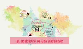 Copy of EL CONCEPTO DE LOS ASPECTOS