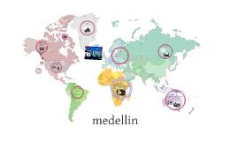 La historia de la ciudad de Medellín, (Colombia), es crónolo