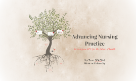 Advancing Nursing Practice