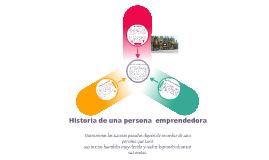 Copy of Historia de una persona Exitosa