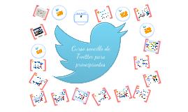 Curso sencillo de Twitter para principiantes