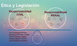 Copy of Ética y Legislación