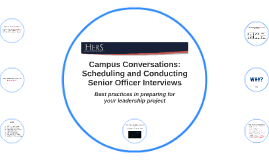Campus Conversations_Summer 2018