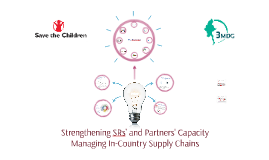 Strengthening SR's  & Partners Capacity in Managing In-Count