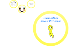 Copy of Yellow Ribbon Suicide Prevention