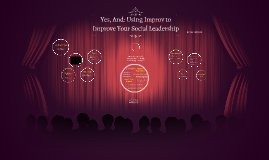 Improv & Social Leadership
