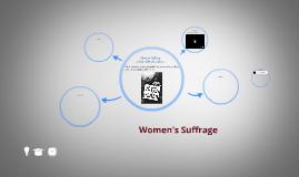 Suffrage Draft #1