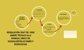 Copy of MANUAL UNICO DE GLOSAS,DEVOLUCIONES Y RESPUESTAS