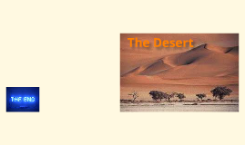 Copy of Desert Final