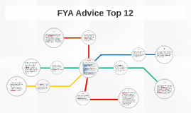 FYA Advice Top 12