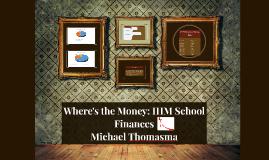 IHM Finance 2017-2018
