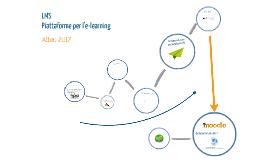 Piattforma e-learning LMS