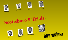 Scottsboro 9 Trial and After
