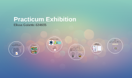 Practicum Exhibition