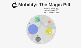 Mobility: The Magic Pill