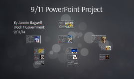 Copy of 9/11 Power Point