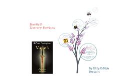 Copy of MacBeth Literary Devices