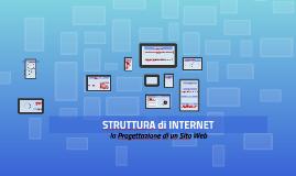 STRUTTURA di INTERNET