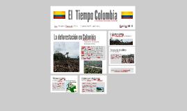 Copy of El  Tiempo Colombia