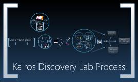 Kairos Discovery Lab