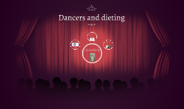Dancers and dieting
