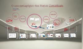 O uso de mapas conceituais