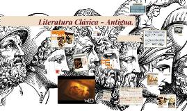 Literatúra Clasicay Antigua