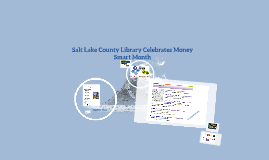 Salt Lake County Library Celebrates Money Smart Month