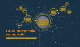 Female-Male nonverbal communication