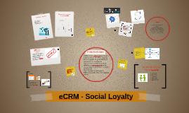 Copy of eCRM: Gestión electrónica de los clientes