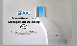 Preventiecentrum - Management Opleiding