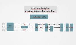 Projektablaufplan CAS