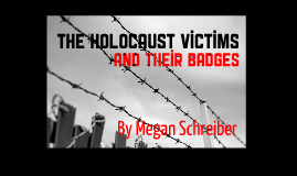 Copy of The Holocaust Victims and Their Badges