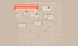 Proyecto de implementación de Solución Empresarial