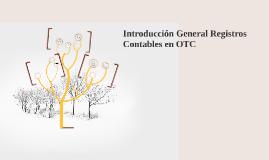 Registros Contables OTC