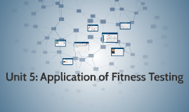 Copy of Unit 5: Application of Fitness Testing