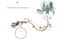 Copy of Plan de Gestión de las Comunicaciones