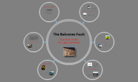 Balcones Fault