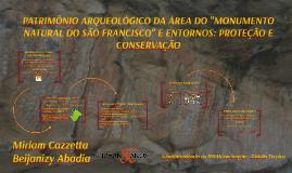 Mona São Francisco e Grota do Angico